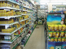 View of Shelves at Hobbyfish